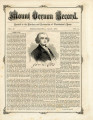 Mount Vernon Record, vol 2 no 11 1