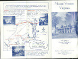 Mount Vernon Brochure with Beltway on map